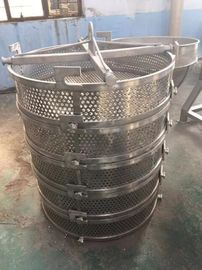China Automatic Food Sterilization Equipment / Stainless Steel Sterilization Bucket supplier