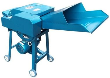 China Fully Automatic Livestock Farming Equipment 1000kg/H Mini Chaff Cutter Machine supplier