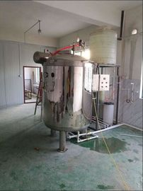 China Hydraulic Automatic Vertical Autoclave , Vertical Retort For Wood / Herb factory