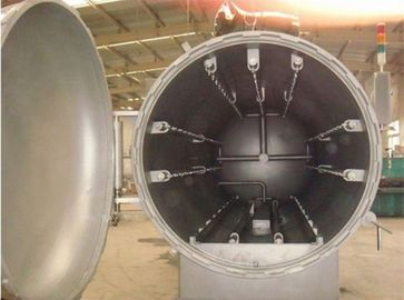 Full Sides Spray Autoclave Water Spray Retort For Packaged Food / Canned Food