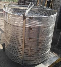 China Vertical Sterilization Retort Stainless Steel Sterilization Bucket CE Approved factory